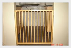 Proandina puertas y corrales puertas de escalera - Puertas escaleras bebes ...